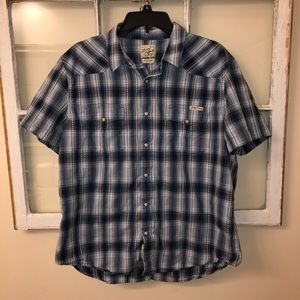 Short sleeve Lucky Brand shirt